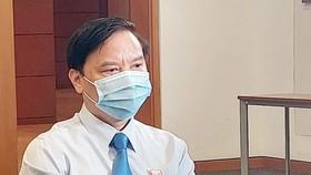 Phó Chủ tịch Quốc hội Nguyễn Khắc Định, Ủy viên Hội đồng Bầu cử Quốc gia