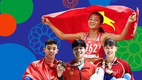 Tại SEA Games 30, đoàn Việt Nam thi đấu thành công, xếp thứ hai toàn đoàn về số huy chương vàng