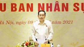 Phó Chủ tịch Thường trực Quốc hội Trần Thanh Mẫn chủ trì phiên họp