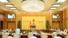 Ủy ban Thường vụ Quốc hội đã bế mạc phiên họp thứ 58 sau hai ngày làm việc nghiêm túc, khẩn trương