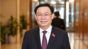 Chủ tịch Quốc hội khoá XIV Vương Đình Huệ