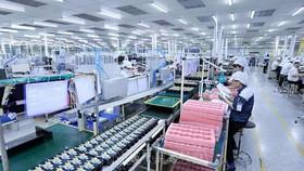 8 tháng đầu năm, Việt Nam thu hút được 19,12 tỷ USD vốn đầu tư nước ngoài. Ảnh chụp trước khi có dịch Covid-19