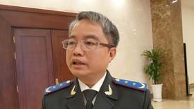 Ông Nguyễn Quang Thái, Tổng cục trưởng Tổng cục Thi hành án dân sự