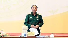Phó Chủ tịch Quốc hội, Thượng tướng Trần Quang Phương nhấn mạnh cần thiết ban hành Luật CSCĐ