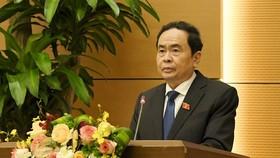 Phó Chủ tịch Thường trực Quốc hội Trần Thanh Mẫn vừa ký ban hành các nghị quyết phê chuẩn đại biểu Quốc hội chuyên trách khóa XV