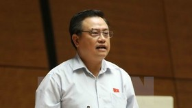 Tổng Kiểm toán Nhà nước Trần Sỹ Thanh