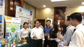 Doanh nghiệp giới thiệu sản phẩm, tìm cơ hội kết nối tại Chương trình Cà phê doanh nhân sáng 3-4