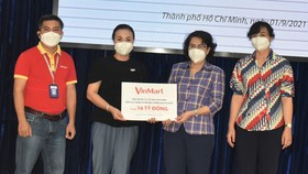 TPHCM tiếp nhận vật tư y tế và nhu yếu phẩm do Tập đoàn Masan tài trợ