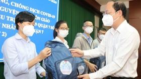 109 tình nguyện viên tôn giáo tham gia tuyến đầu chống dịch Covid-19