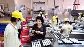 Công ty Ba Huân chiếm 30% thị phần trứng Việt Nam