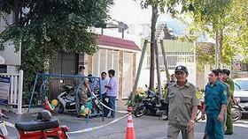 Nhân viên bảo vệ tử vong với nhiều vết đâm