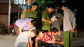 Người đàn ông nước ngoài nghi bị đầu độc, cướp tài sản