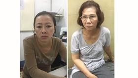 Bắt hai người phụ nữ trộm tài sản của nữ du khách nước ngoài
