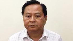 Nguyên Phó Chủ tịch UBND TPHCM Nguyễn Hữu Tín