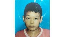 Cháu bé 9 tuổi bị mất tích. Ảnh: CHÍ THẠCH