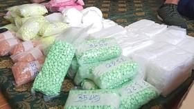 Triệt phá đường dây ma túy 'khủng' cung cấp cho quán bar, vũ trường ở TPHCM