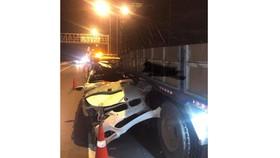 Tài xế ô tô tử vong sau va chạm với xe tải trên cao tốc TPHCM - Long Thành - Dầu Giây