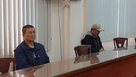 Hai đối tượng người Đài Loan trốn truy nã bị Bộ Công an Việt Nam bắt giữ