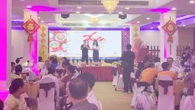 Saigontourist Group trao 154 phần quà tết cho người lao động