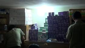 Phát hiện lô tân dược trị giá 3 tỷ đồng nghi nhập lậu
