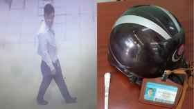 Người đàn ông ăn mặc lịch sự chuyên cạy cốp xe trộm cắp tài sản nơi công sở