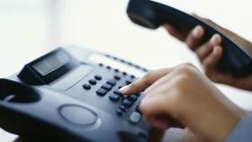Người dân cần thận trọng khi nhận những cuộc điện thoại lạ