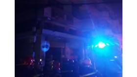 Lực lượng chữa cháy 1 vụ cháy trước đó