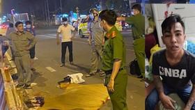Trương Quốc Huy lúc bị bắt
