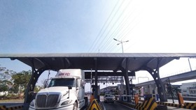 PC08 lên kế hoạch đảm bảo an ninh trật tự, trật tự an toàn giao thông ở trạm thu phí xa lộ Hà Nội