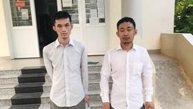 Đã bắt được 2 người Trung Quốc trốn khỏi khu cách ly