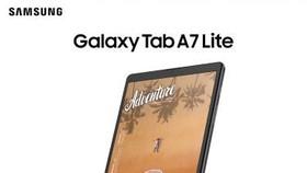 Samsung Galaxy Tab A7 Lite - Nâng tầm trải nghiệm giải trí đa phương tiện
