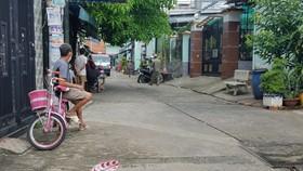 Điều tra vụ 2 người đàn ông tử vong sau cuộc nhậu ở quận Bình Tân