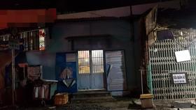Trụ sở khu phố 2, phường Bình Hưng Hòa B, quận Bình Tân. Ảnh: C.T