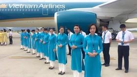 Vietnam Airlines tăng 694 chuyến bay dịp cao điểm Tết Nguyên đán 2018