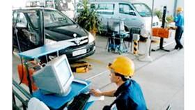 Kiểm định xe ô tô ở Trạm kiểm định xe cơ giới