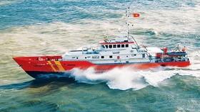 Tàu Sar 411 đi cứu nạn