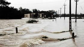 Bộ GTVT ủng hộ đồng bào bị ảnh hưởng bão lũ 300 triệu đồng