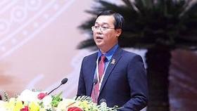 Anh Lê Quốc Phong, Bí thư Thứ nhất Trung ương Đoàn khoá XI