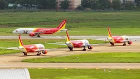 Nhiều chuyến bay bị ảnh hưởng do thời tiết xấu tại Vinh