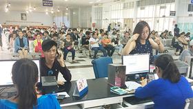 Đường sắt Hà Nội mở bán 15.172 vé tàu trong kỳ nghỉ lễ 30-4 và 1-5