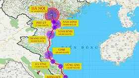 Cần 58,71 tỷ USD xây đường sắt tốc độ cao Bắc Nam