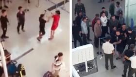 Yêu cầu xử lý nghiêm các đối tượng hành hung nhân viên hàng không