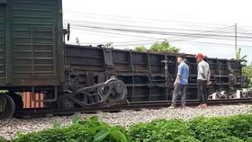 Đường sắt Bắc Nam thông tuyến sau 10 tiếng tê liệt