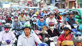 Bộ GTVT: Cần nghiên cứu kỹ tác động bất lợi khi hạn chế xe máy tại TPHCM