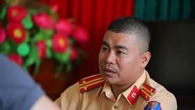 Trung tá công an Vũ Xuân Hà Thái