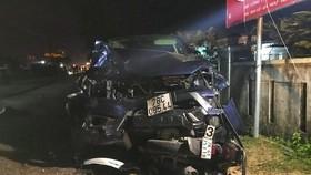 Tai nạn đặc biệt nghiêm trọng vừa xảy ra trên địa bàn Phú Yên