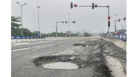 Yêu cầu xử lý dứt điểm 2 nút giao lên cao tốc Đà Nẵng - Quảng Ngãi