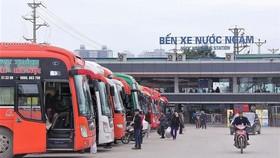 Hành khách sử dụng phương tiện công cộng bắt buộc phải khai báo y tế