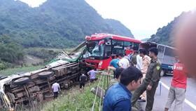 Tai nạn giao thông vẫn tăng dù mật độ phương tiện giảm