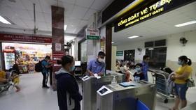 Tăng cường đảm bảo an toàn phòng dịch tại các ga tàu